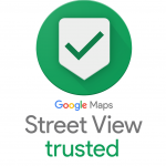 Google Streetview Trusted Logo - 360ty.world