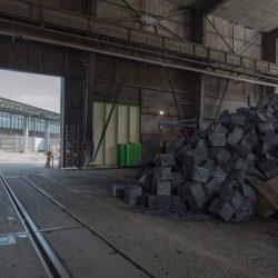 Loacation_Bilder_2_node30_Große Halle mit Paketierpresse, Stanzschrott