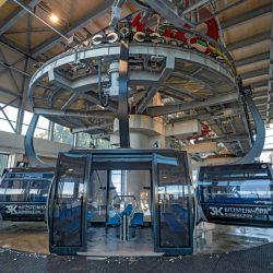 Kaprun - 3K Talstation Ausstieg