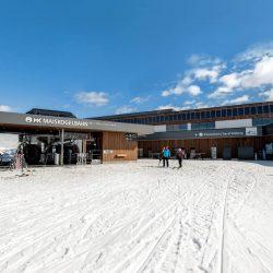 Kaprun - Maiskogelbahn_Bergstation