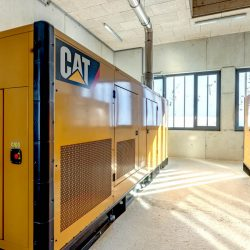 Kaprun - 3K Generatorenraum Bergstation 01