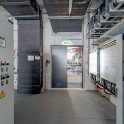 Kaprun - 3K Bergstation Stromagregate