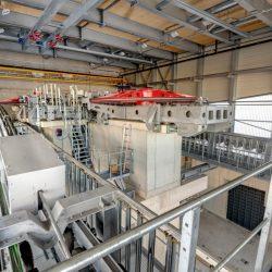Kaprun - 3K Bergstation Technik 05