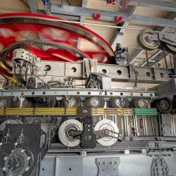 Kaprun - 3K Bergstation Technik 07